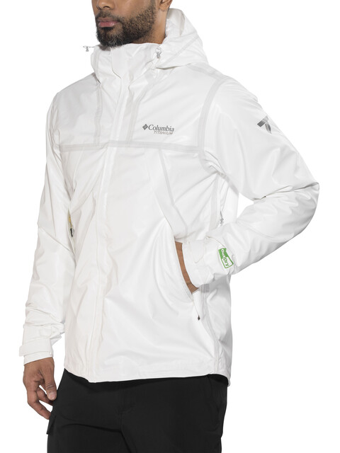Columbia OutDry Ex Eco Insulated Jacket Men White Undyed